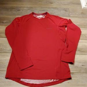 Mens Columbia Longsleeve shirt Sz M